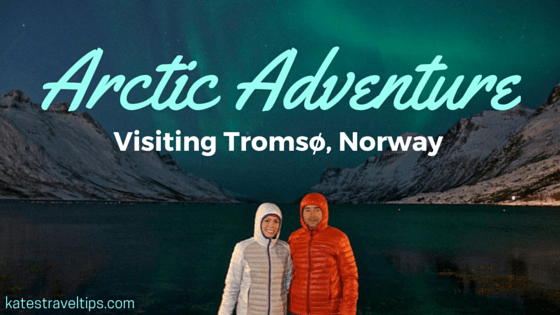 visiting tromso, norway