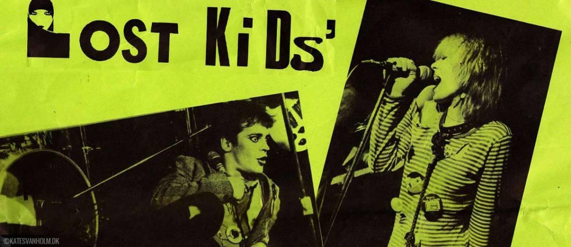 Lost Kids Flyer