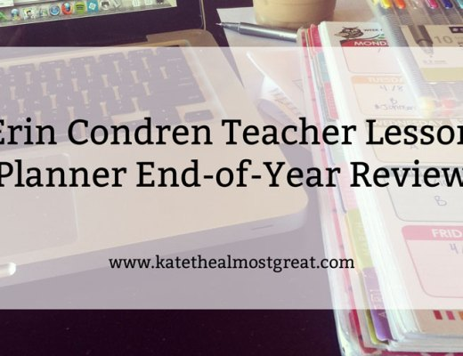 Erin Condren Review