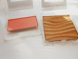 Mary Kay blush bronzer review
