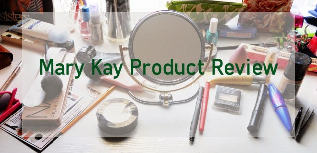 mary kay product review