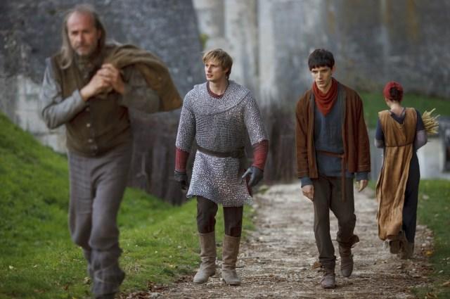 Merlin and Arthur TV show