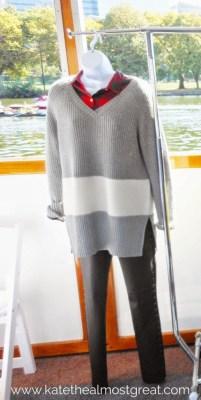 legging plaid fall fashion