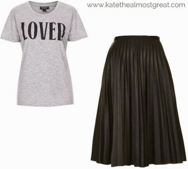 Midi skirt fall fashion trends Kate the (Almost) Great