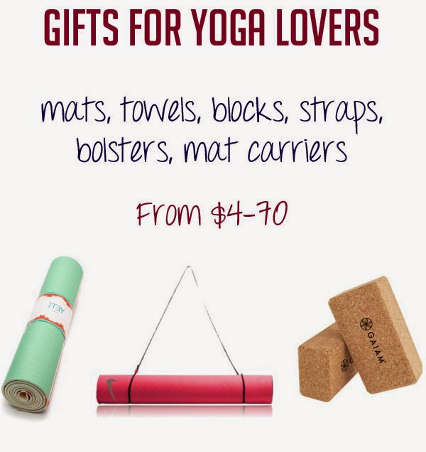 Gifts for yoga lovers - Kate the (Almost) Great