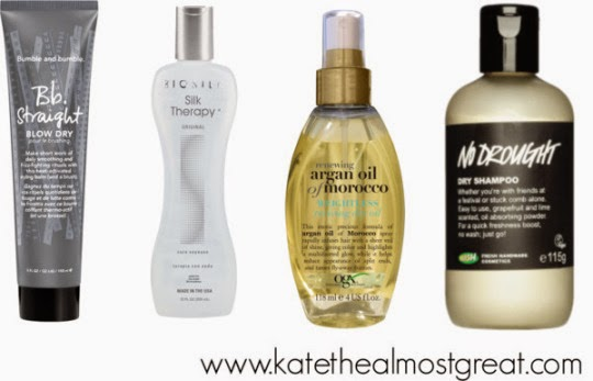 Best Hair Products - Kate the (Almost) Great