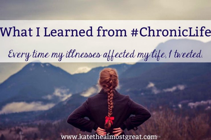 Living with Chronic Pain - Kate the (Almost) Great