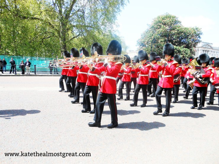 Changing of the Guard - Kate the (Almost) Great