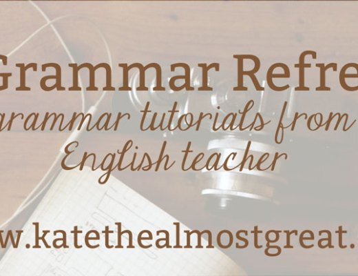 Grammar Help