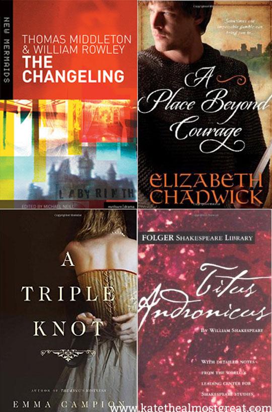 September Favorites - Books