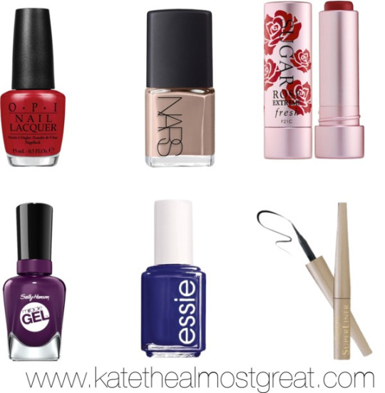 Fall Essentials - Kate the (Almost) Great