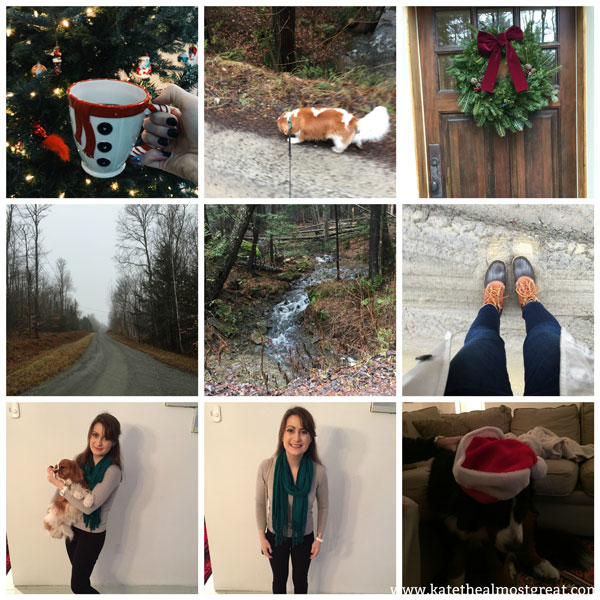 Christmas Recap 2015 | Kate the (Almost) Great