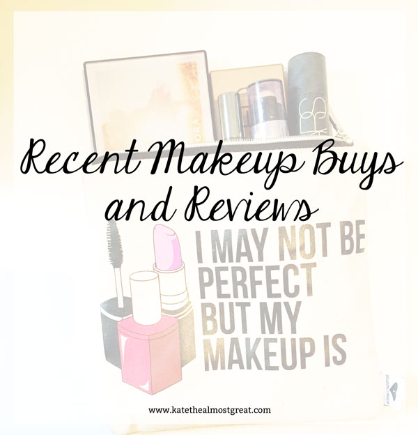 Makeup Reviews