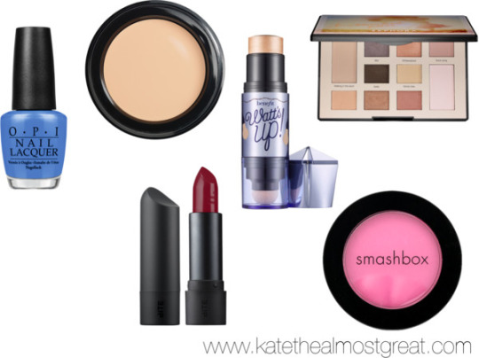 March Favorites Beauty