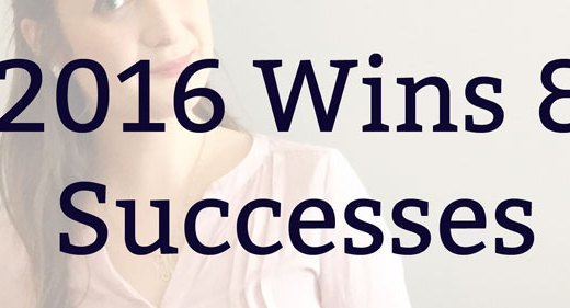 2016 Wins & Successes