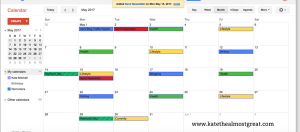 Why an Editorial Calendar Is Really Worth the Time + 164 Blog Post Ideas