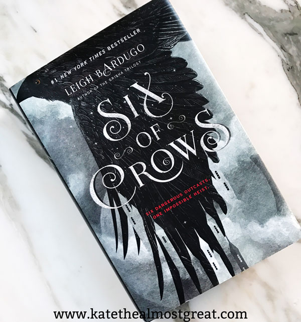 Six of Crows review