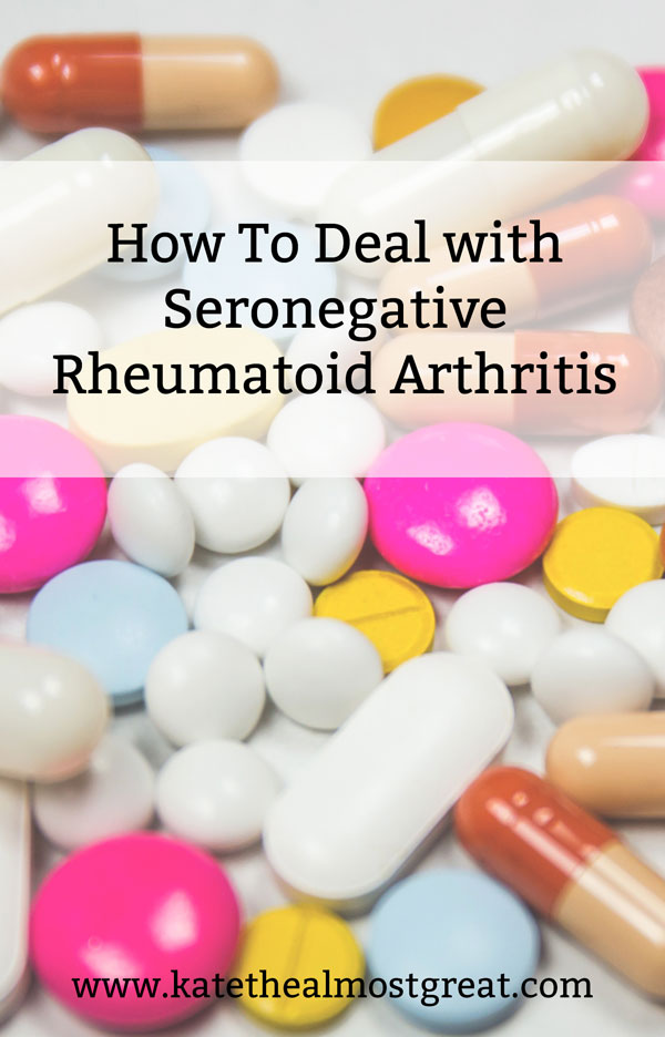 Seronegative rheumatoid arthritis means that you test negative to the RA blood test but you still have RA. Whether you're seronegative or know someone who is, this is a beginner's guide to it.