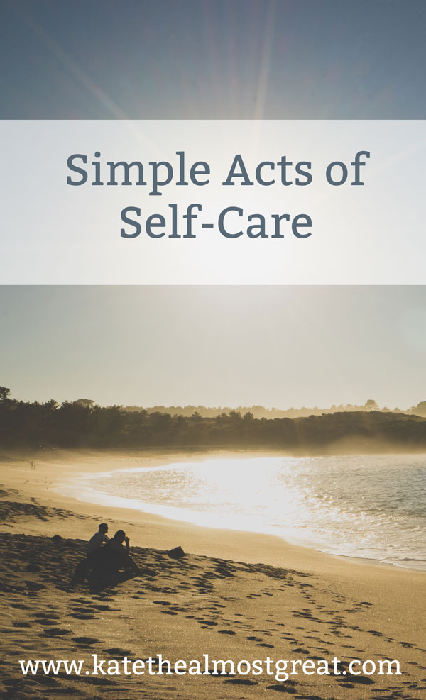 Whether or not you have a health issue (mental or physical), you should be practicing self-care. Here are a variety of ways to practice self-care, some for your mind and some for your body.