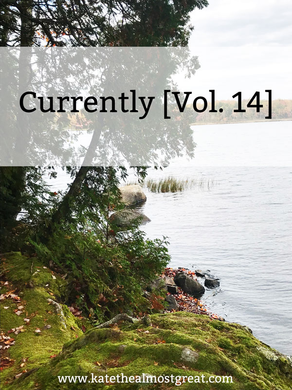 Sharing what I've been up to and what's happening in my personal life as well as the makeup, clothes, books, TV shows, and more that I've been enjoying this month.