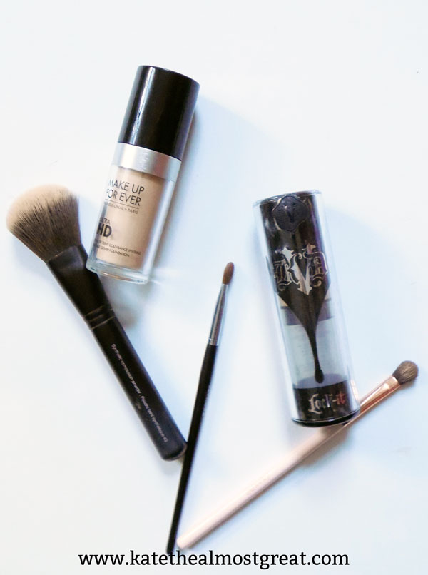 Talking all about the best fair skin foundation, featuring these and drugstore options.