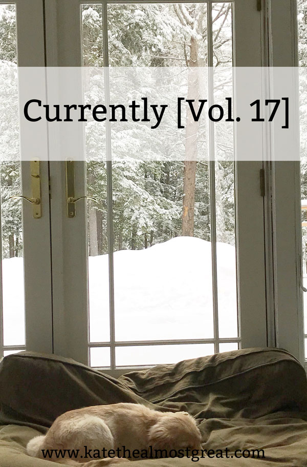 Sharing what has been going on in my life in February, as well as what I've been reading, watching, feeling, listening to, and more.