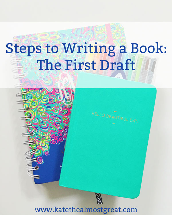 There are multiple steps to writing a book, but one of the hardest is writing the first draft. It can take a lot out of you, but you can do it. I hope this slightly humorous explanation of what writing a first is actually like will help prepare you for your own first draft.