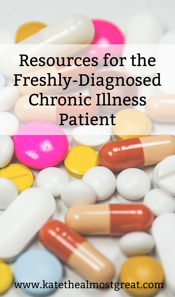 Were you recently diagnosed with a chronic illness? This is for you! It has over 30 posts about multiple aspects of living with a chronic illness so you know as much as you can going forward.