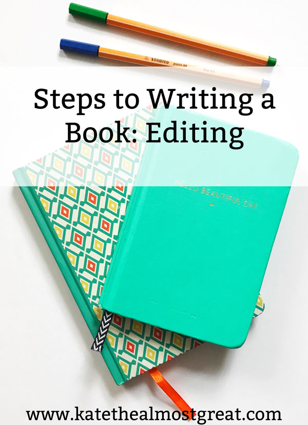 So you've written the first draft of a novel. Congratulations! Know what comes next? Editing. I'm sharing my tips on editing novels (as someone who has written multiple novels and is a professional editor) to help you make your book as good as it can be.