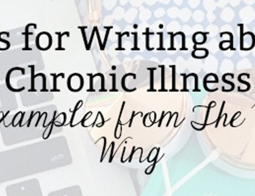 Tips for Writing about Chronic Illness ft. Examples from The West Wing