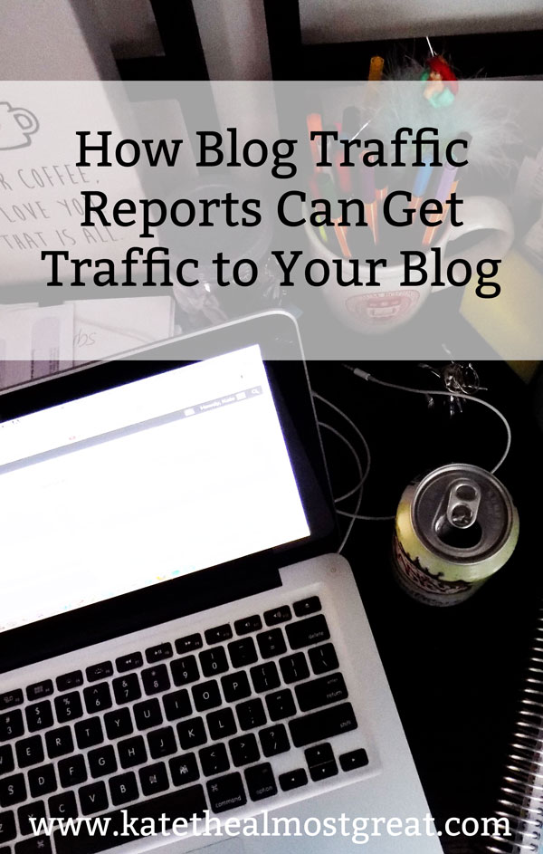 Sharing blog traffic reports can be helpful for your readers and your blog. In this post, I share what you have to have for a good blog traffic report, what you probably should have, and what you might want to have, depending on your personal preference.