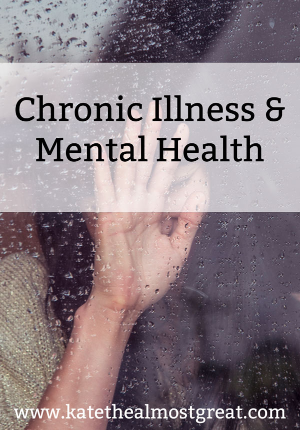 Do you or someone you care about have a chronic illness? Then you need to be on the look out for its impact on mental health. Chronic illness and mental health need to be considered when thinking about living with a chronic illness. Here's what you need to know.