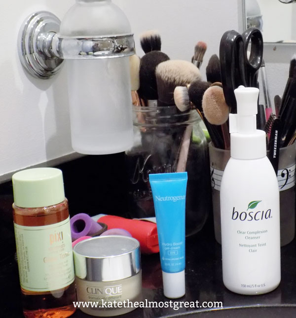 simple skincare routine, skincare, skin care routine