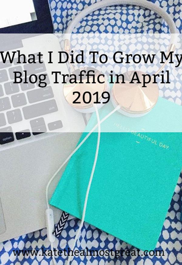 growing blog traffic, increasing blog traffic, grow blog traffic, increase blog traffic, blog traffic report | #blogging #blogger #lblogger #lifestyleblogger