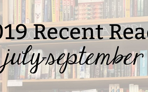 2019 Recent Reads: July-September | Kate the (Almost) Great, Boston Lifestyle Blog