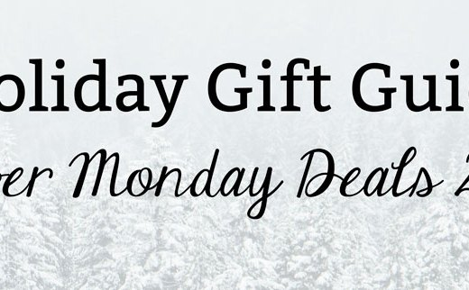 Gift Guide: Cyber Monday Deals 2019 | Kate the (Almost) Great