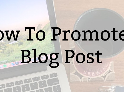 How To Promote a Blog Post in 2020 | Kate the (Almost) Great