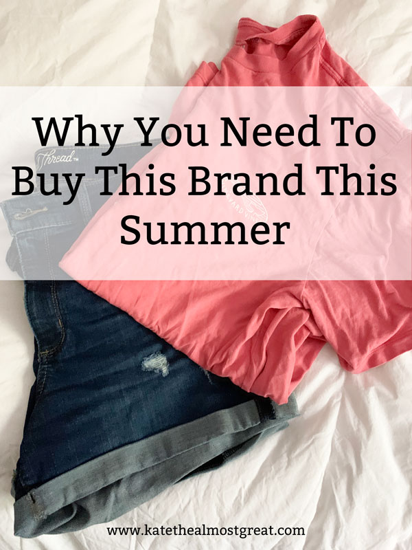 Looking for comfortable, good quality clothes that aren't super expensive? Then look no further than Universal Thread Brand. In this post, I'm sharing some more reasons why you need to be buying from this brand, the things I've bought, and the things I want to buy.