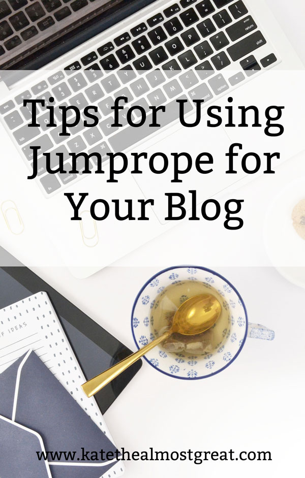 How to grow blog traffic: report for August 2020, how to grow blog traffic, how to increase blog traffic, how to grow site traffic, how to increase site traffic, how to grow website traffic, how to use Jumprope as a blogger, tips for using Jumprope, use Jumprope as a blogger