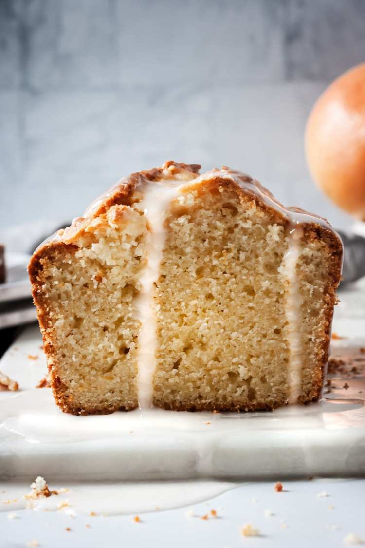 Pretty much a grapefruit buttermilk cake, this cake has a perfect crumb