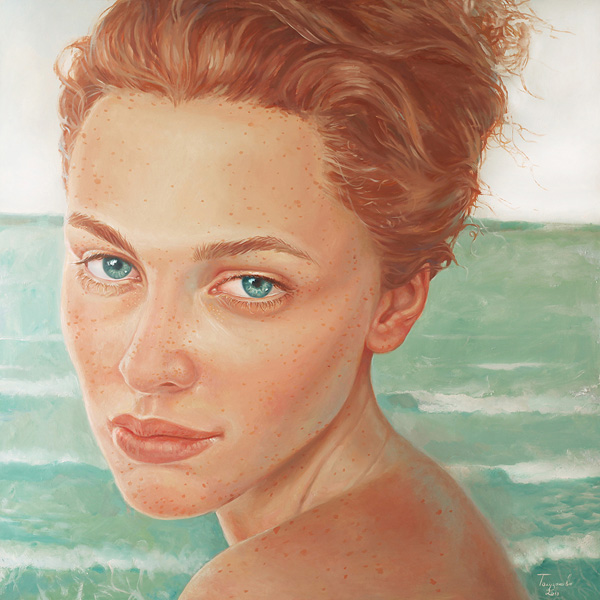 portrait, girl, woman, art, artwork, painting, original, oil, realistic, painting for sale, sold, fine art, buy a painting, wall art, gift, christmas, artist, painting art, portrait artist, portrait, contemporary painting, painting gallery, whale, whale painting, custom art, custom paintings, nature, water, usa, america, american art, animals, animal, blue, Kate Tova artist, canvas, christmas, gift, anniversary, new year, birthday present, unique, exclusive, expensive, luxurious, living room, guestroom, Kate Tova, wedding gift, Valentines day gift, hand painted, art for dining room, guest room, living room, bedroom, canvas print, print, painting on canvas, wave