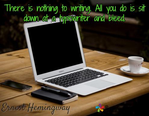 horror, writing, story
