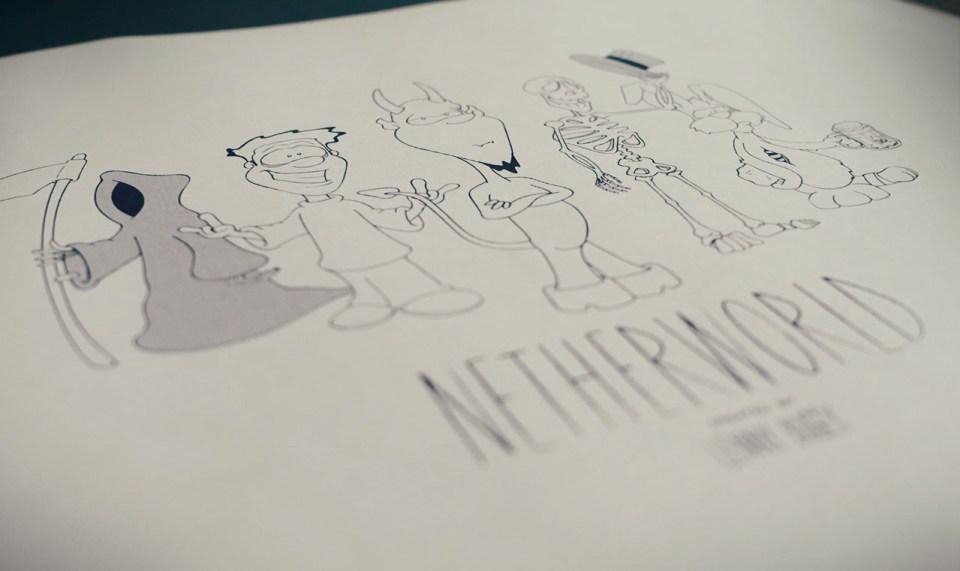 netherworld comics