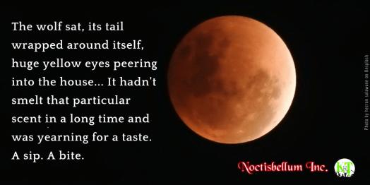 werewolves, moon