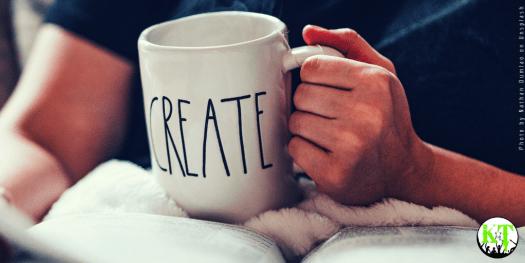 A break to create