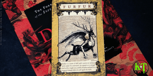 Daemon Tarot Cards