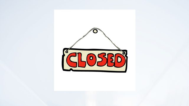course is closed