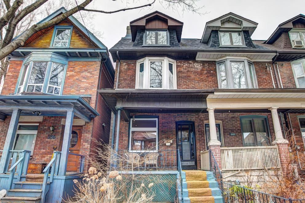 238 Delaware Avenue | Dovercourt Village Home for Sale | Kate Watson