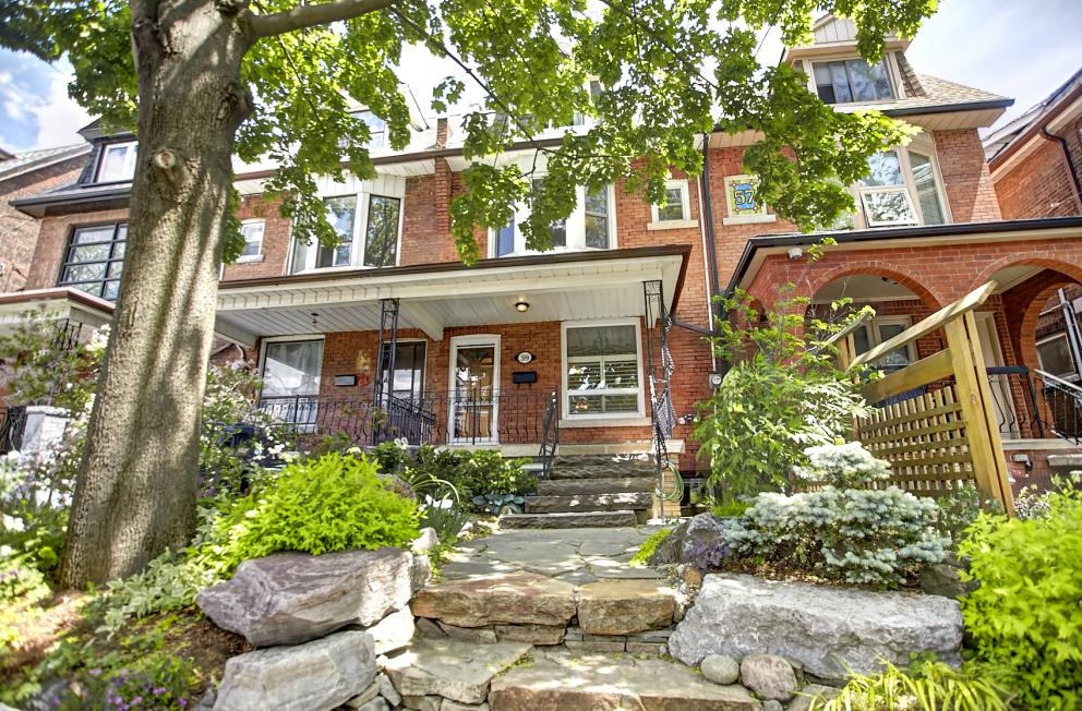 59 Beatrice Street | Trinity Bellwoods Home for Sale | Kate Watson