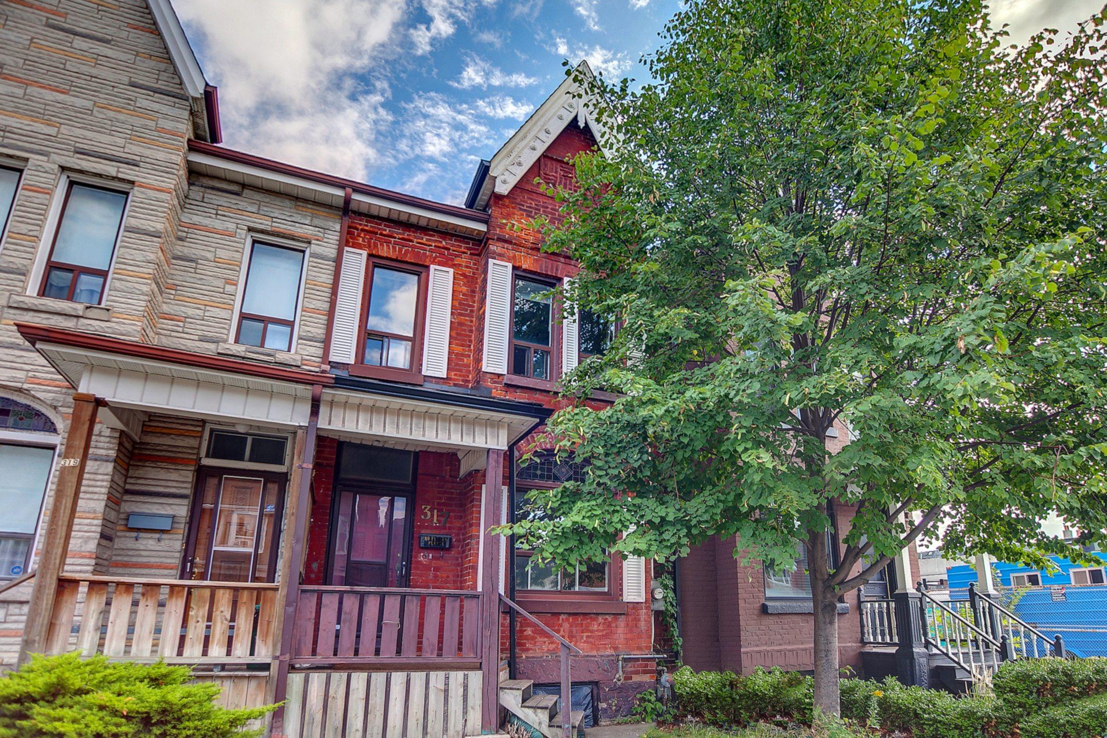 317 Concord Avenue | Dovercourt Park Home for Sale | Kate Watson